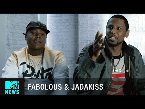 Fabolous & Jadakiss on Learning To Trust Pharrell Williams | MTV News