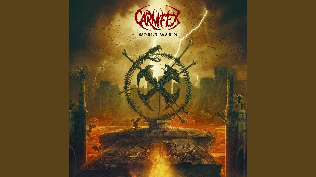 X Out Reviews >> Carnifex World War X Bucketlist Music Reviews