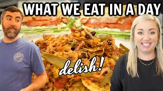 WHAT I EAT IN A DAY  RECIPE INSPO  EASY WEEKNIGHT DINNER  COOK WITH US  JESSICA O&#39DONOHUE