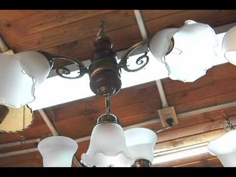 Como instalar lamparas de techo servicios emergenci - Instalar lampara techo ...
