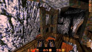 Quake Mission Pack: 2 Dissolution of Eternity - 04 Cave of Death - All Secrets - 1080p 60fps