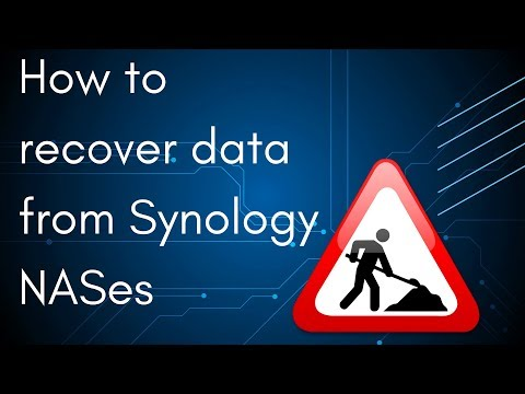 Synology Data Recovery
