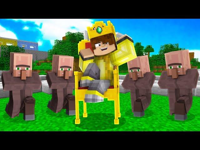 ISMETRG ŞEHRİN BAŞKANI OLDU! 😱 - Minecraft