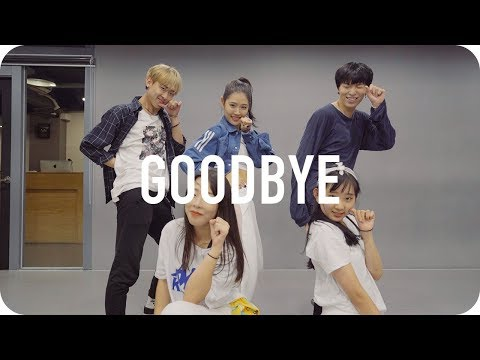 Goodbye - Jason Derulo x David Guetta ft. Nicki Minaj & Willy William / Ara Cho Choreography