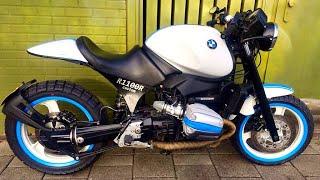 мотоцикл BMW R 1100 R - Кастом !