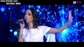 Arena live Araqsya Amirkhanyan Nazani, byori byori 22 04 2017