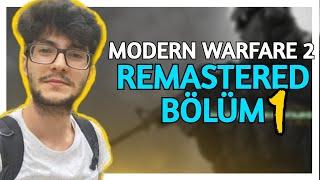 Modern Warfare 2 Remastered AZERBAYCAN  Əllər fişək  Bölüm 1  İstək oyun