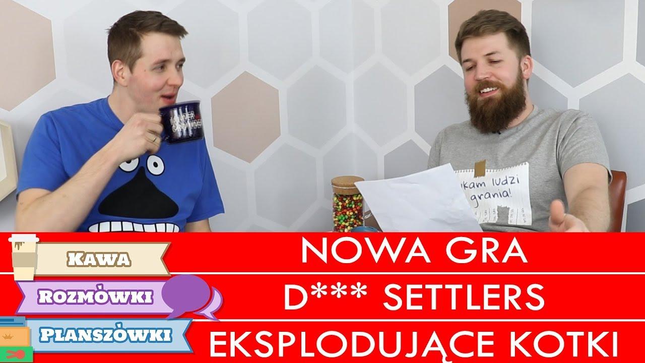 Przemo prowadzi NEWSy | Kawa, rozmówki i planszówki HD