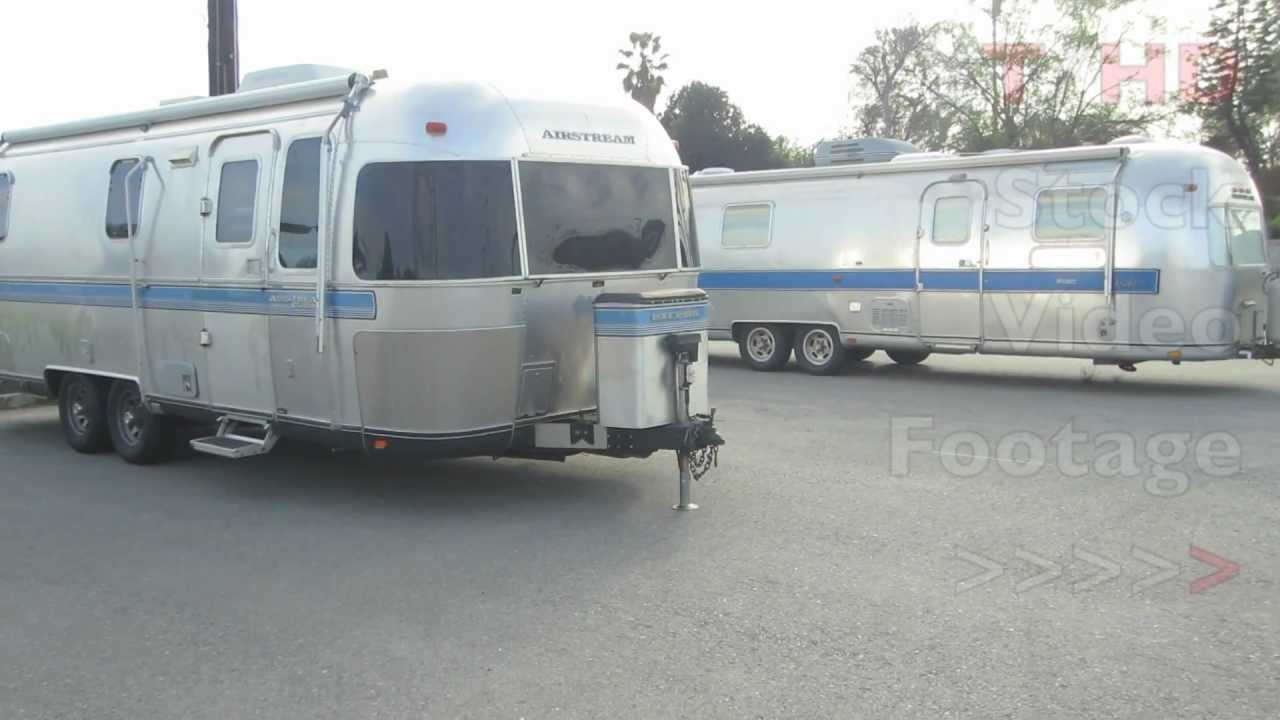Vintage Used Airstream For Sale In Excella Travel Trailer RV Model Campers