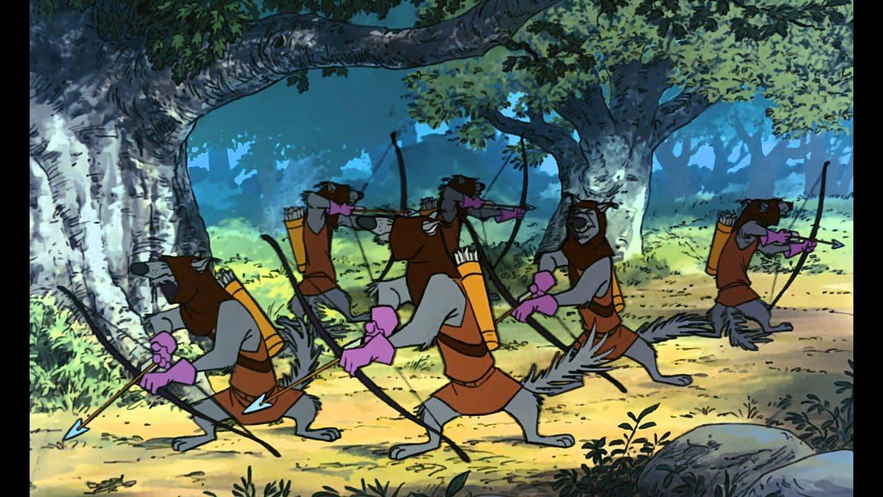 Robin Hood Trailer Youtube