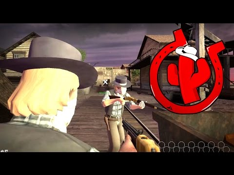 DARMOWY WESTERN NA STEAM - FISTFUL OF FRAGS # El Banditos Denios i Faust
