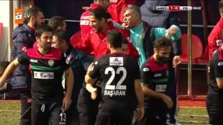 Amed Spor 1 - Fenerbahçe 0 | Gol: Şehmus