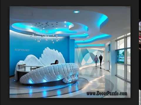 Unique ceiling design ideas 2016 for living room false for Selling design pictures
