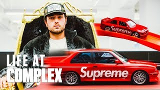 Supreme BMW M3 Story With Eric Whiteback! | #LIFEATCOMPLEX