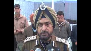 I.G   S. Nirmal Singh Dhillon is a kind hearted to public, doing best.