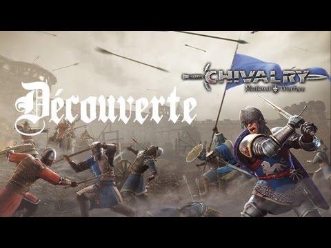Découverte : Chivalry - Medieval Warfare