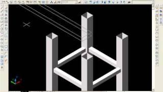 04. AutoCAD 3D. Modelado de un taburete