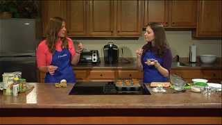 Cooking Healthy With Coastline Chewy Granola Bars And Carrot Apple Muffins