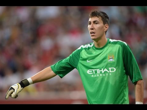 Costel Pantilimon-Tribute To Manchester City