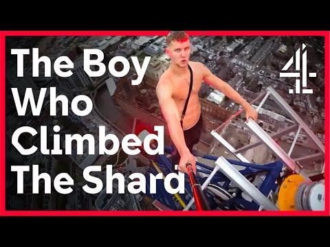 The Boy Who Climbed The Shard