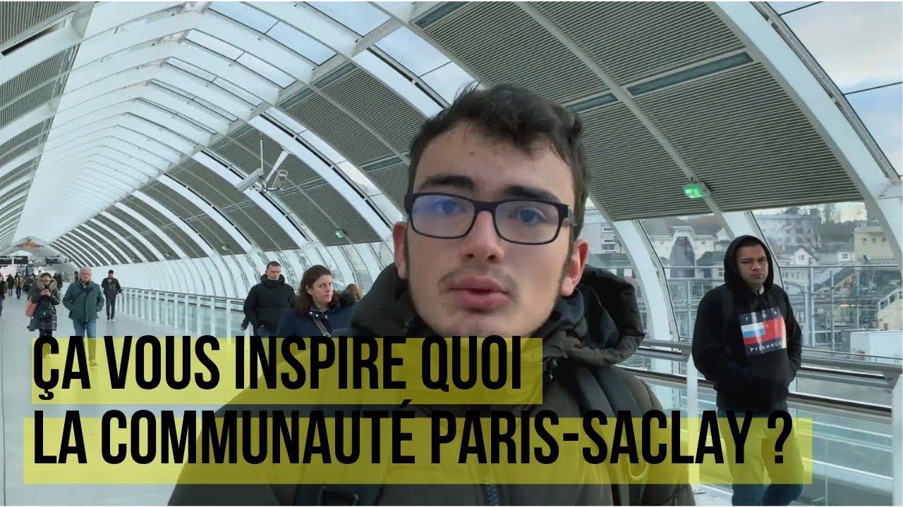 Film des vœux 2019 de la Communauté d'agglomération Paris-Saclay