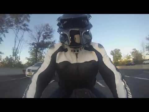 #predatorhelmet wolf high speed light test to Menlo Park Mall NJ test 1