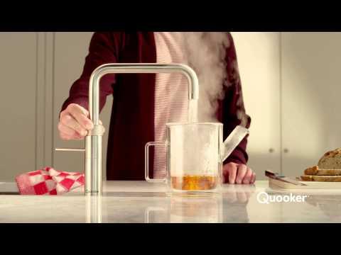 Quooker TV Commercial 2015 Dagelijks Gemak
