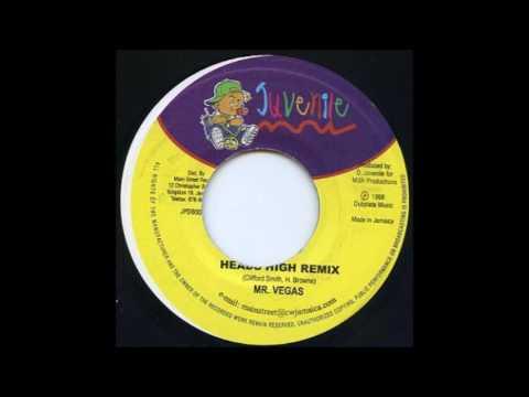 Heads High Remix    Mr Vegas  INSTRUMENTAL  Filthier Riddim