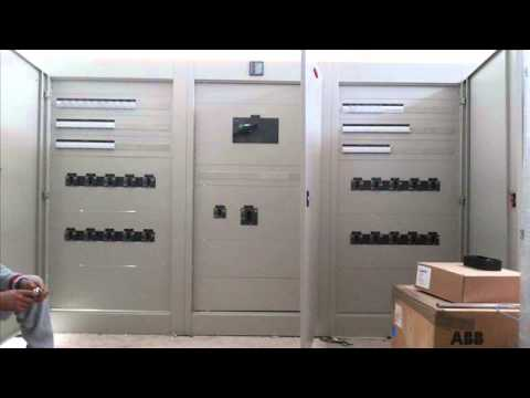 cablage des armoires electrique youtube. Black Bedroom Furniture Sets. Home Design Ideas