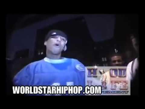 French Montana Freestyle On Hood Life Magazine! Throw back video