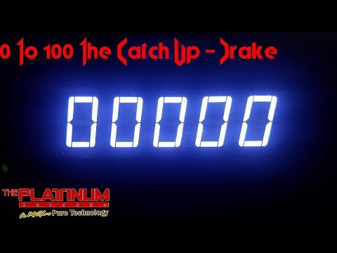 (PH Karaoke) 0 To 100 The Catch Up - Drake