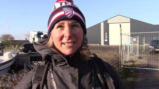 Meredith Miller: Team USA Coach, 2019 Bogense World Championships