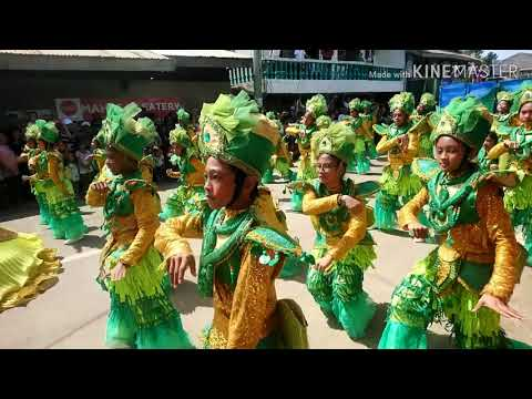 Sinulog In Our Town Cawayan Masbate  First KAHAMUHAWAY FESTIVAL 2020