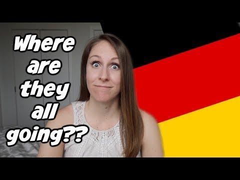 My 7 German Culture Shocks as an American!!