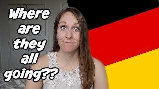 My 7 German Culture Shocks as an American!!