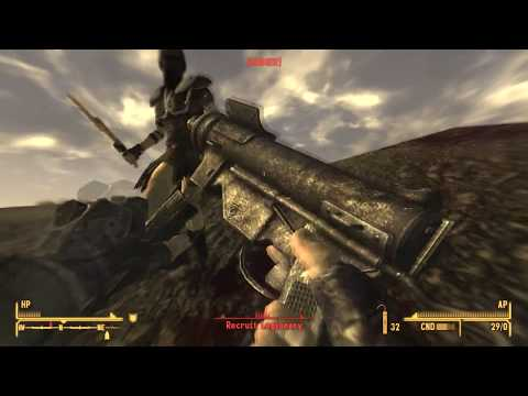 Fallout New Vegas | Project Nevada | 015 | Slave Camp Assault