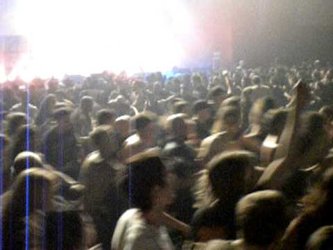 Machine Head - The Biggest CIRCLE PIT - Vienna 10.2.2010