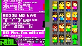 READY UP LIVE IN A VIDEO GAME! #IDARB