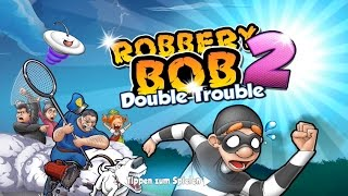 Robbery Bob 2 - App Check - iPhone / iPad iOS Game - Chillingo Ltd.