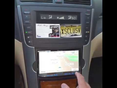 Acura TL Double Din Conversion YouTube - 2004 acura tl dash kit