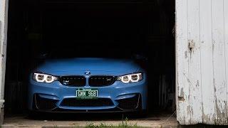 DRIVER PROFILE: BMW M4 F82 Dinan S1
