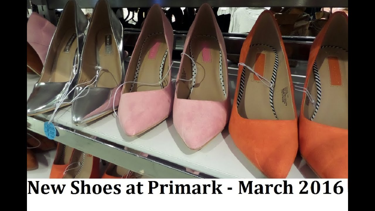Primark Trainers Womens Shoes