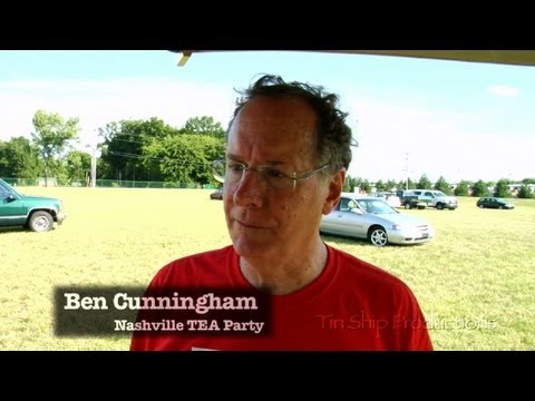 Interview With Ben Cunningham of the Nashville TEA Party