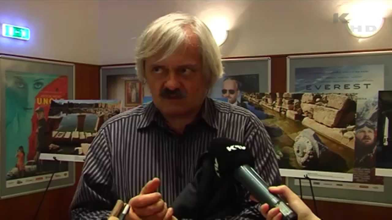 Ladislav Kaboš - Farby piesku, premiéra v meste Kežmarok