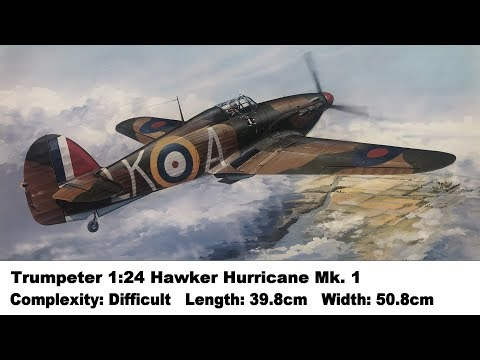 trumpeter-1:24-hawker-hurricane-mk.-1-kit-review