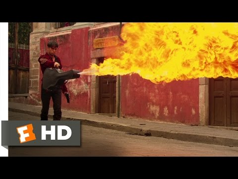 Once Upon a Time in Mexico (8/11) Movie CLIP - Sons of Mexico (2003) HD