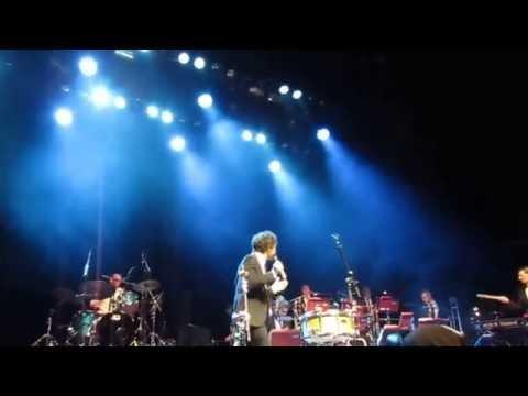 Robert Elms introduces Jamie Cullum to London Blues Festival 2015