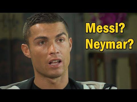 Olha Aí O Que O Cristiano Ronaldo Falou Sobre A Sua