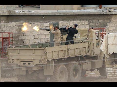 أخبار عربية | مقتل احد افراد داعش عقب هجومه على نقطة امنية ايسر #الموصل  - نشر قبل 3 ساعة