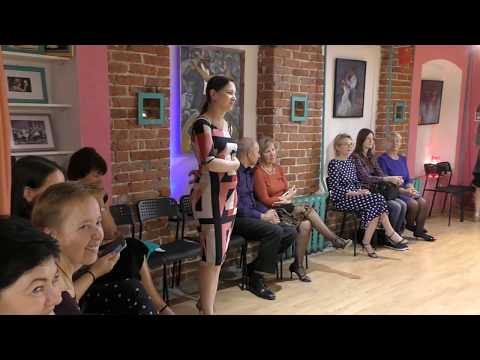 Фабрика звёзд в Tango Mio: Себастьян Алзогaрай и Анна Почигаева